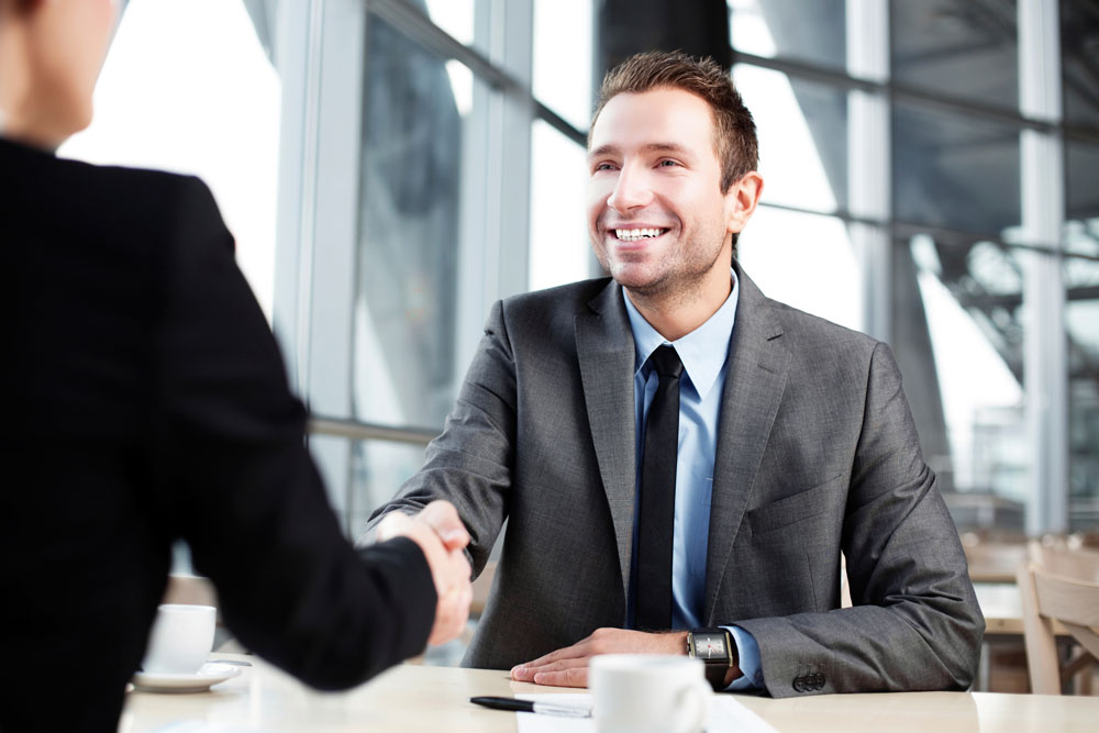 What do I say at the end of the interview? - prokera.info